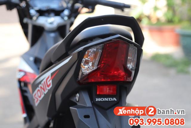Sonic 150r 2020 màu đen  - 5