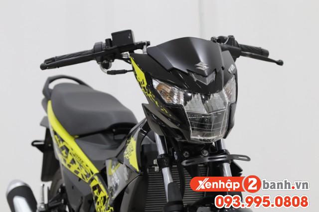 Satria f150 màu vàng đen 2019 - 4