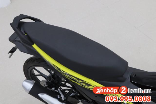 Satria f150 màu vàng đen 2019 - 3
