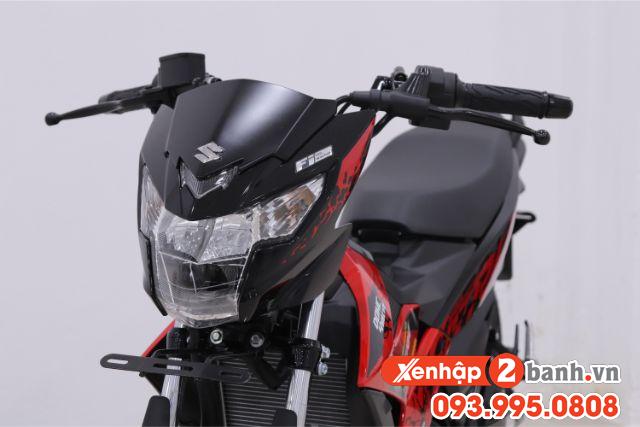 Satria f150 màu đỏ đen 2019 - 3