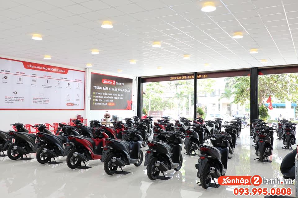 Hệ thống cửa hàng xe máy nhập khẩu  xenhap2banhvn - 1