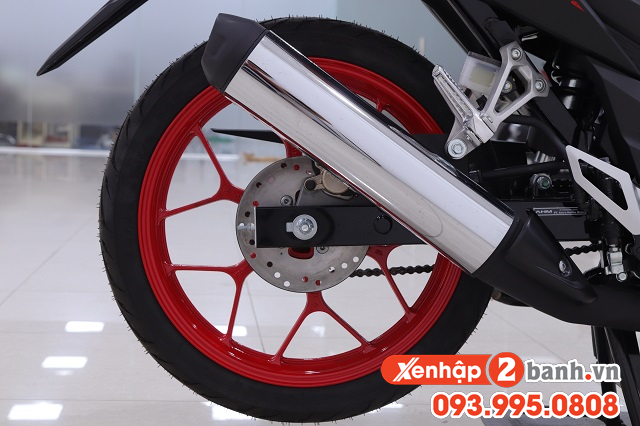 Sonic 150r 2020 màu đen mâm đỏ - 8
