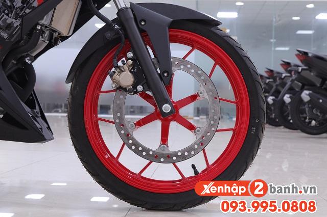 Sonic 150r 2020 màu đen mâm đỏ - 7