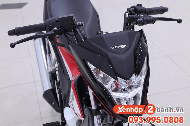 Sonic 150r 2020 màu đen đỏ  - 3