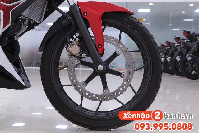 Sonic 150r 2020 màu đen đỏ  - 7