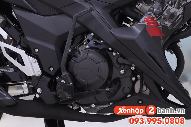 Sonic 150r 2020 màu đen mâm đỏ - 6