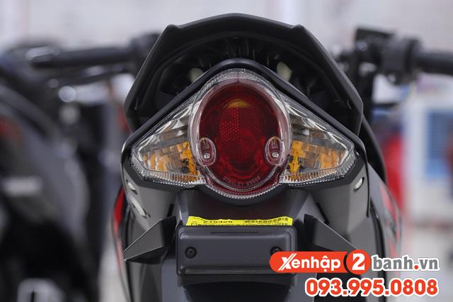 Satria f150 màu đen mâm đỏ 2020 - 5
