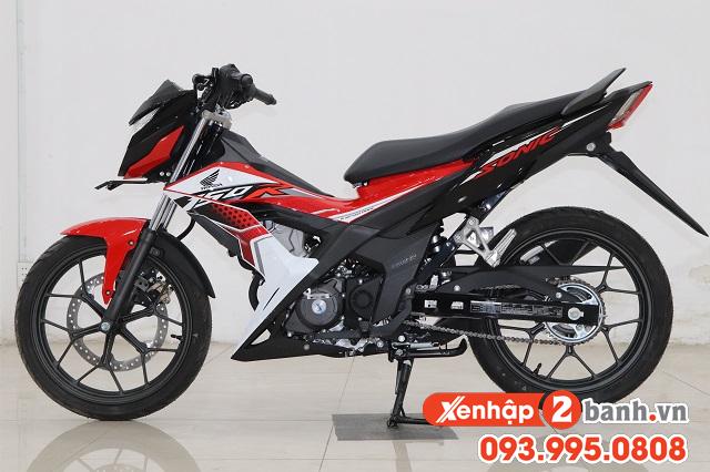 Sonic 150r 2020 màu đen đỏ  - 1