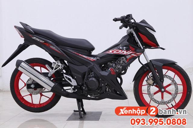 Sonic 150r 2020 màu đen mâm đỏ - 2