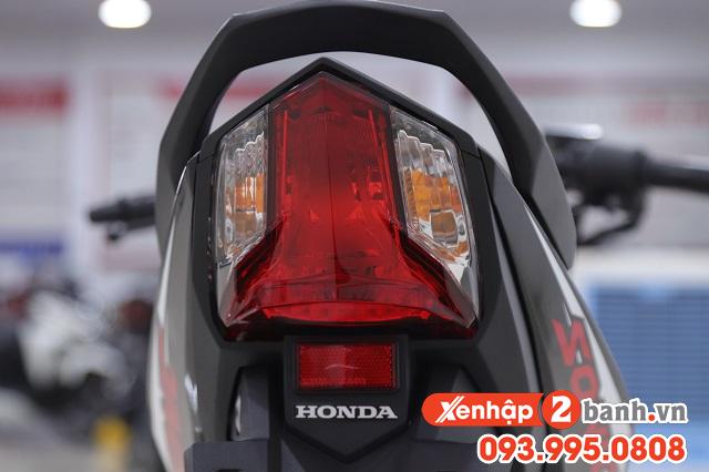 Sonic 150r 2020 màu đen mâm đỏ - 5