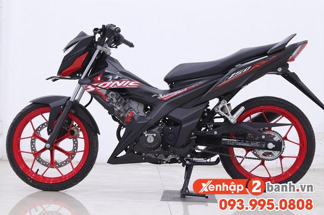 Sonic 150r 2020 màu đen mâm đỏ - 1