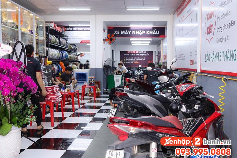 Trung tâm xe máy nhập khẩu quận tân bình uy tín giá tốt nhất - 2
