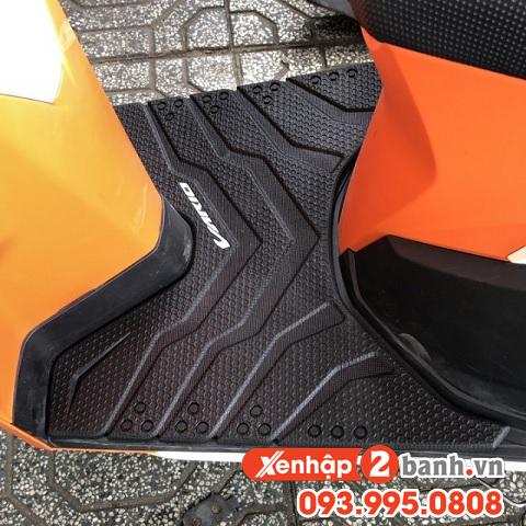 Thảm lót chân cao su cho vario mẫu mới - 1
