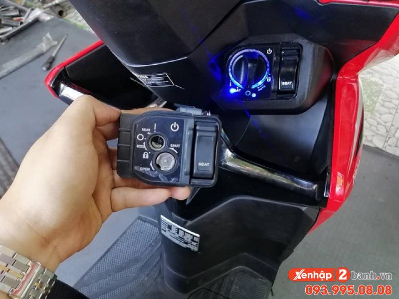 Khoá Smartkey Honda chính hãng cho Vario