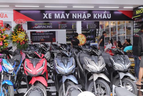 Hệ thống cửa hàng xe máy nhập khẩu – Xenhap2banh.vn