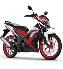 Sonic 150R 2020 màu trắng mâm đỏ