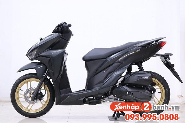 Vario 150 Đen mâm Đồng 2020