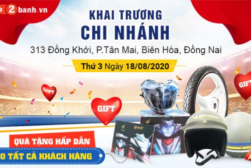 Trung tâm xe máy nhập khẩu Biên Hòa uy tín giá tốt nhất